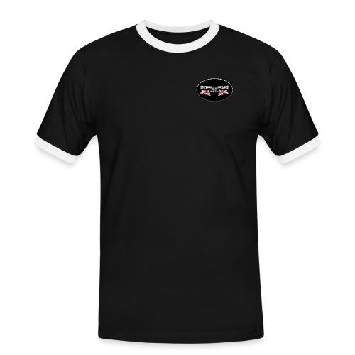 stlogo - Men's Ringer Shirt