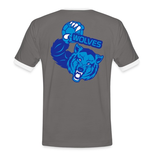Wolves Handball - T-shirt contrasté Homme
