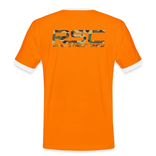 RSCcamo - Men's Ringer Shirt