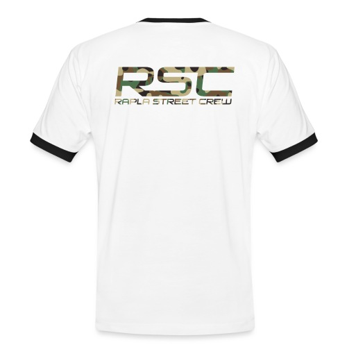 RSCcamo - Men's Ringer Shirt