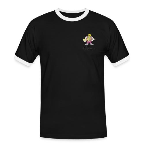 movember_rs_2011 - Männer Kontrast-T-Shirt