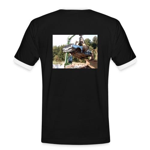 goooolf - Männer Kontrast-T-Shirt