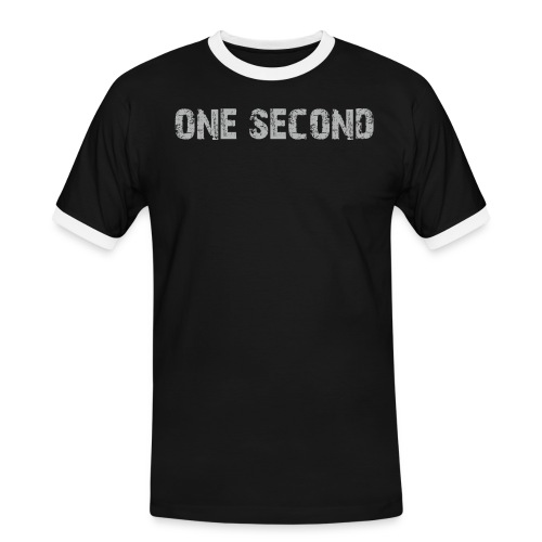 005 2 - Männer Kontrast-T-Shirt