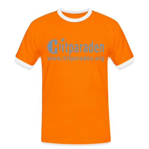 tshirthit1 - Männer Kontrast-T-Shirt