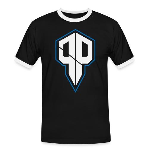 Pureness.one ESPORT LOGO - Männer Kontrast-T-Shirt