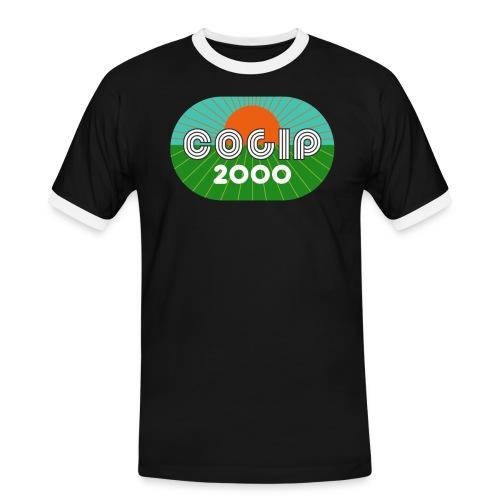 cogip - T-shirt contrasté Homme