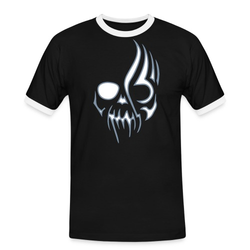 vektor shop - Männer Kontrast-T-Shirt