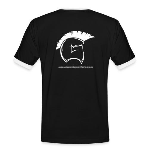 helm klausi bps sw eps - Männer Kontrast-T-Shirt