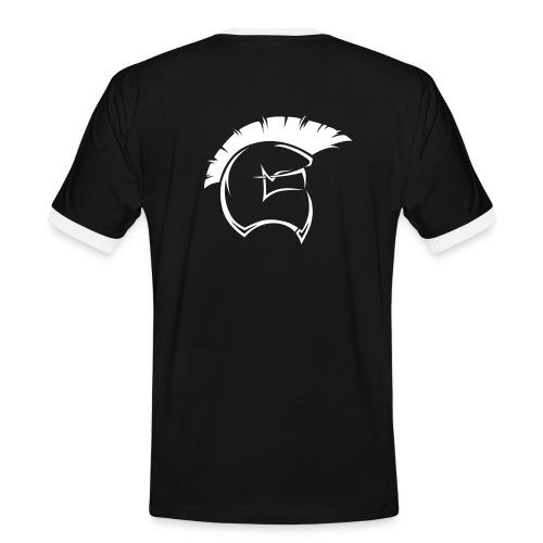 helm klausi - Männer Kontrast-T-Shirt