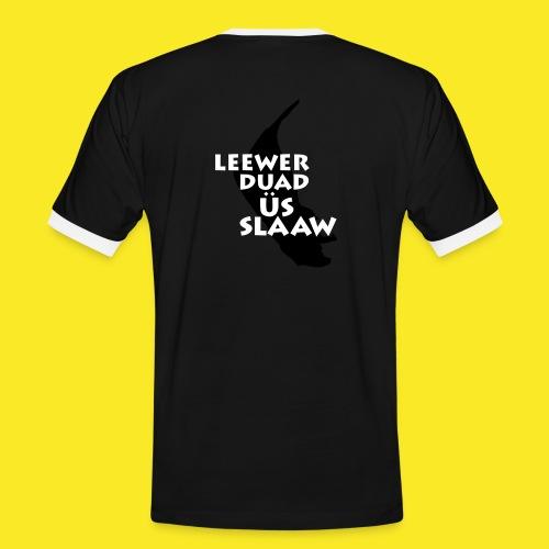 ldusamrum - Männer Kontrast-T-Shirt