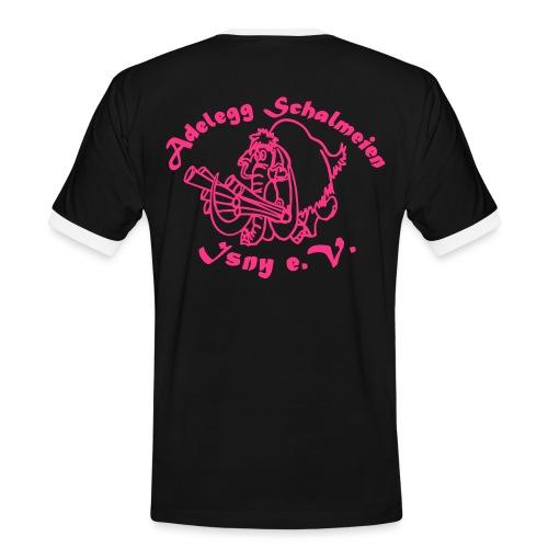 adelegg1 - Männer Kontrast-T-Shirt