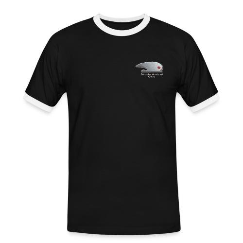 Motif Logo SAC SF 800x472 - T-shirt contrasté Homme