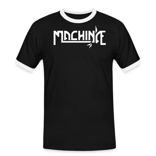 machinakugg3Black - Men's Ringer Shirt