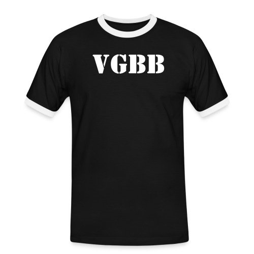 VGBB - T-shirt contrasté Homme