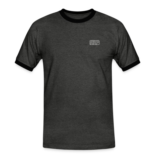 RRP T-Shirt (BLACK / WHITE BANDS) - Men's Ringer Shirt