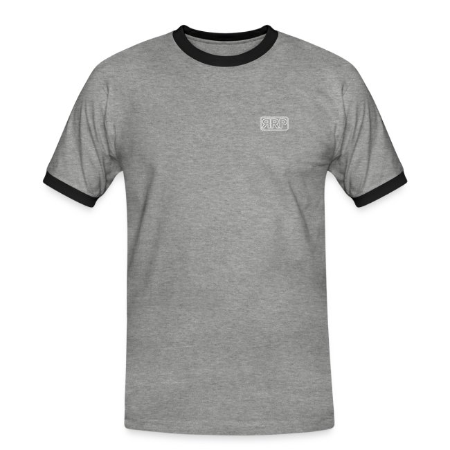 RRP T-Shirt (BLACK / WHITE BANDS)