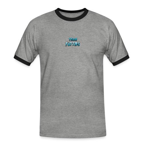 Team futties design - Men's Ringer Shirt