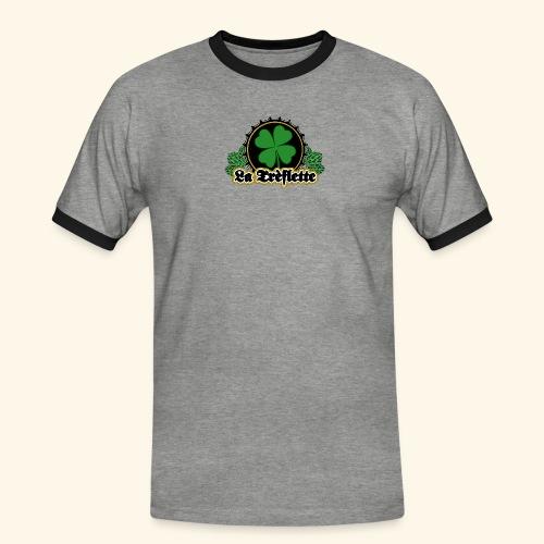 La Trèflette V.2 - T-shirt contrasté Homme