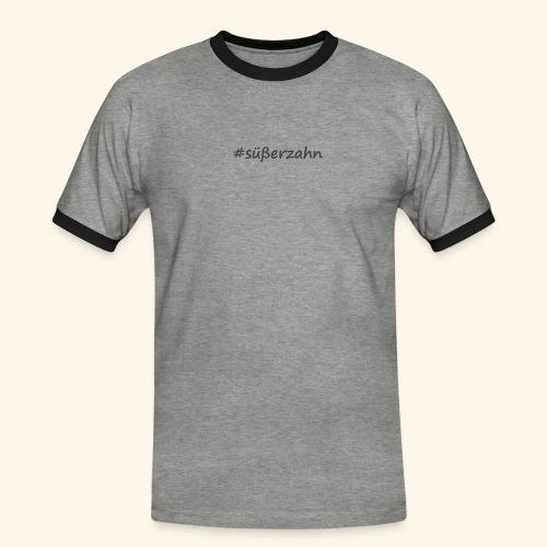 sweettooth - Männer Kontrast-T-Shirt