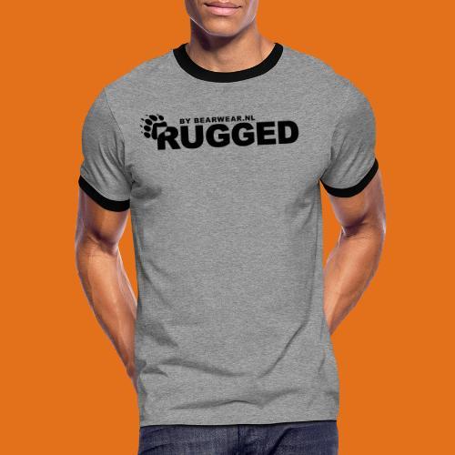 rugged - Men's Ringer Shirt