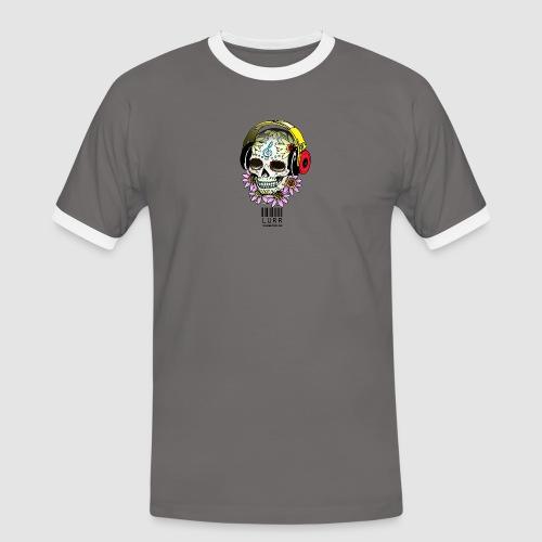 smiling_skull - Men's Ringer Shirt