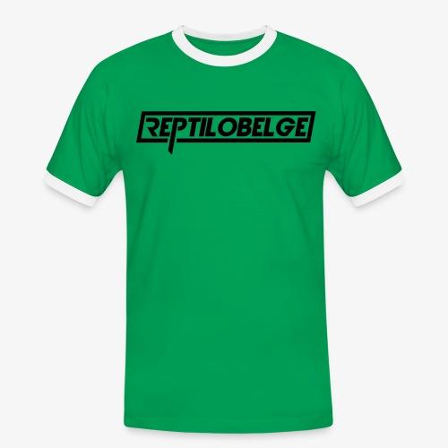 M1 Reptilobelge - T-shirt contrasté Homme