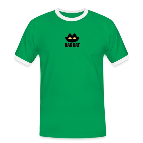 BADCAT - Mannen contrastshirt