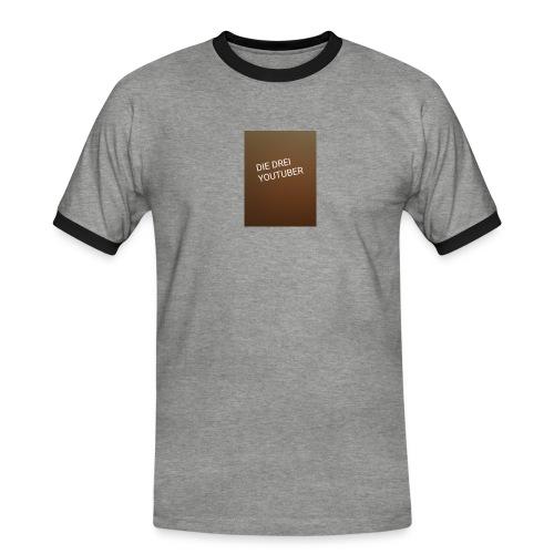 Nineb nb dani Zockt Mohamedmd - Männer Kontrast-T-Shirt