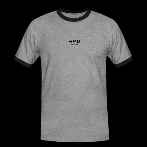 Hmd original logo - Mannen contrastshirt