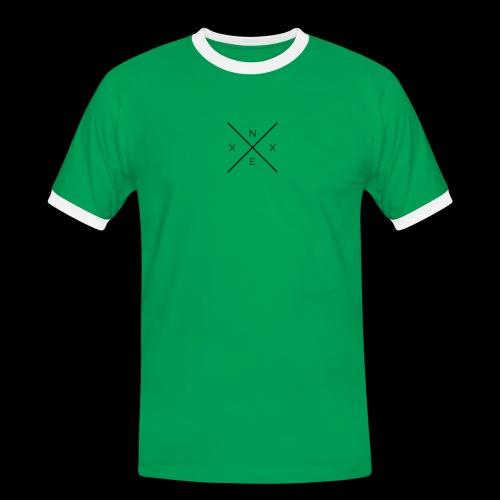 NEXX cross - Mannen contrastshirt