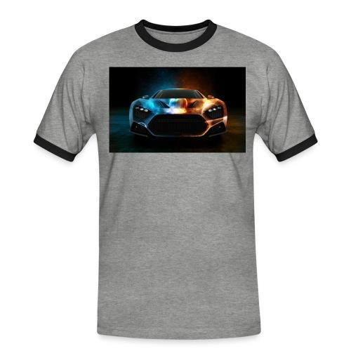 car - Men's Ringer Shirt
