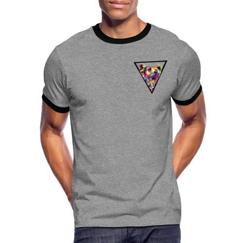 Wild Clothes - Camiseta contraste hombre