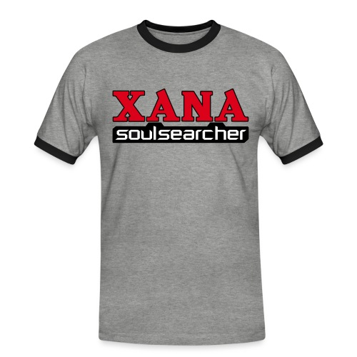 Akai Logo One - T-shirt contrasté Homme