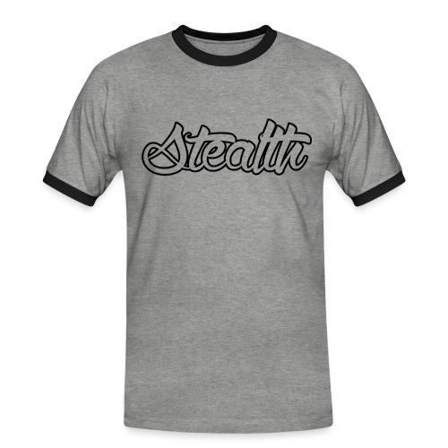 Stealth White Merch - Men's Ringer Shirt