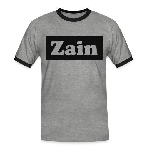 Zain Clothing Line - Men's Ringer Shirt