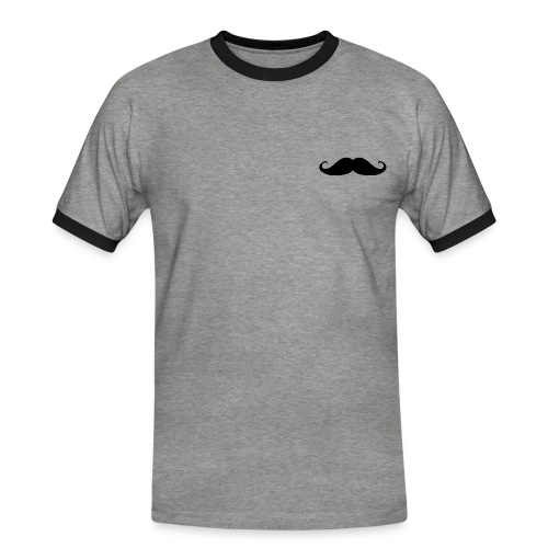 beard PNG6268 png - T-shirt contrasté Homme