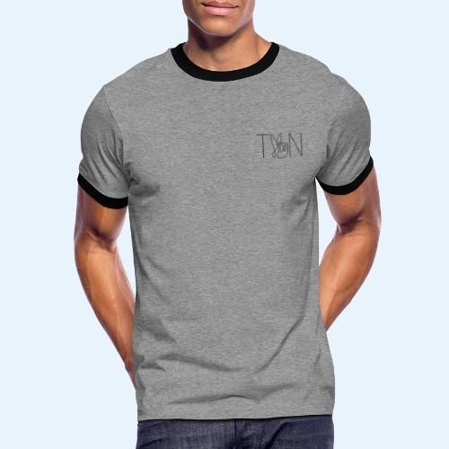 LOGOBRO - Men's Ringer Shirt