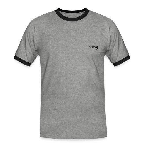 114421100 156969320 Yooky - T-shirt contrasté Homme