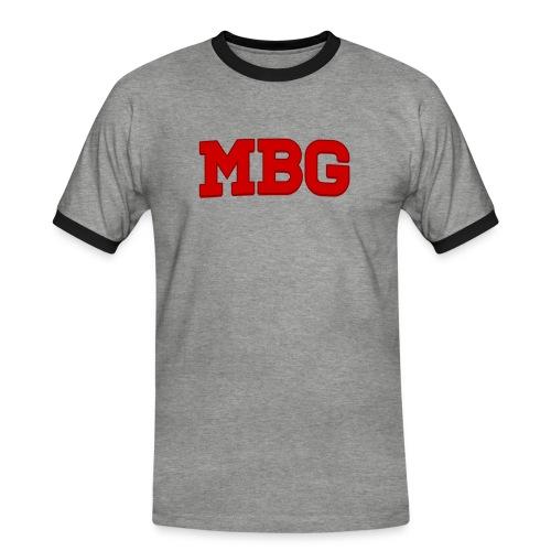 MBG - Mannen contrastshirt