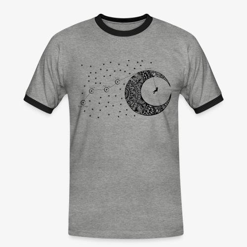 Dream your routes - Men's Ringer Shirt
