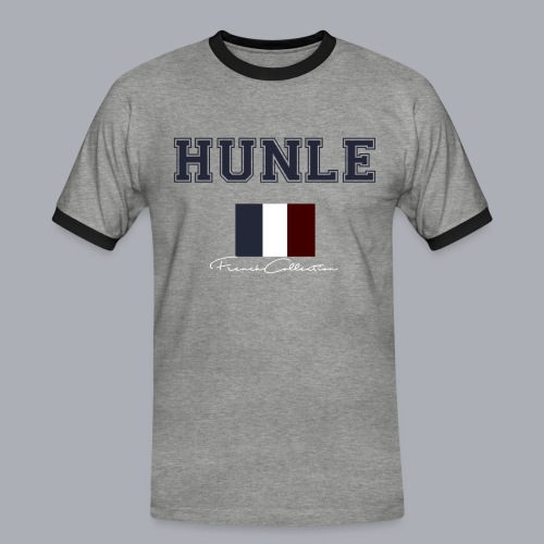 hunle French Collection n°1 - T-shirt contrasté Homme
