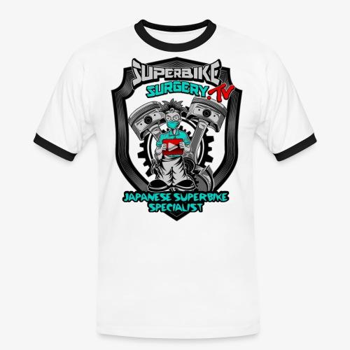 Superbike Surgery TV - Men's Ringer Shirt