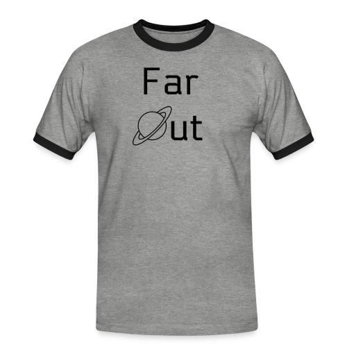 Far Out - Men's Ringer Shirt