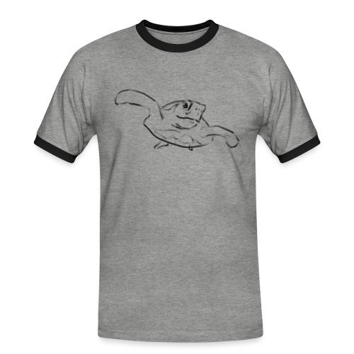 Turtle - Men's Ringer Shirt
