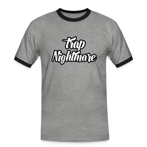 conception lisse - T-shirt contrasté Homme