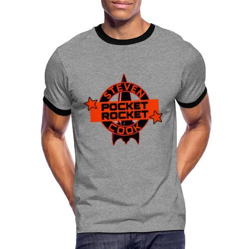 Steven Cook - Men's Ringer Shirt
