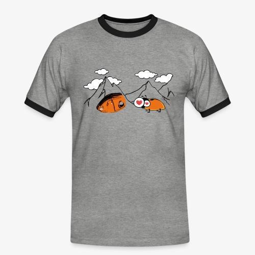 Grigri enamorado - Men's Ringer Shirt