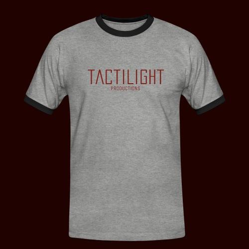 TACTILIGHT - Men's Ringer Shirt