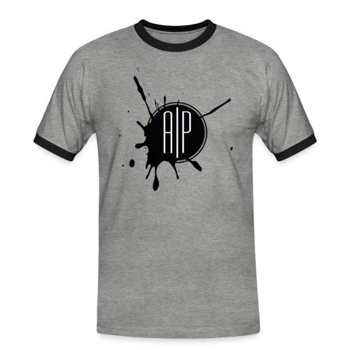 Atomic-Print - T-shirt contrasté Homme
