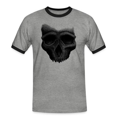 Simple Skull - T-shirt contrasté Homme